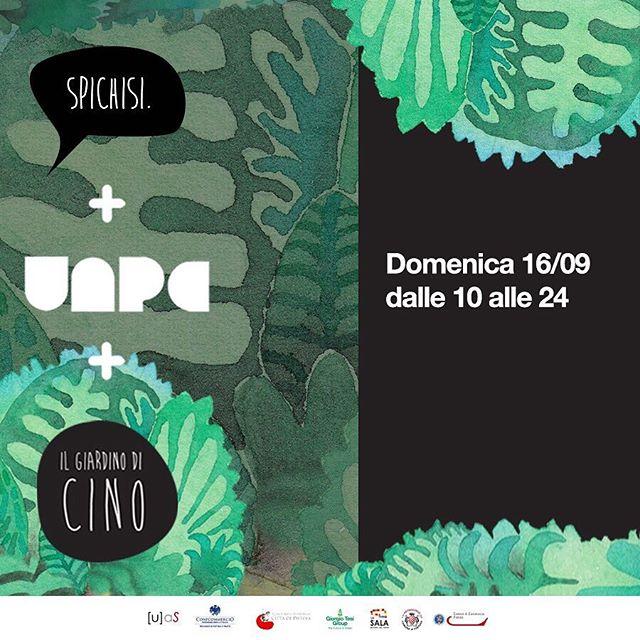 Il Giardino di Cino per UAPC